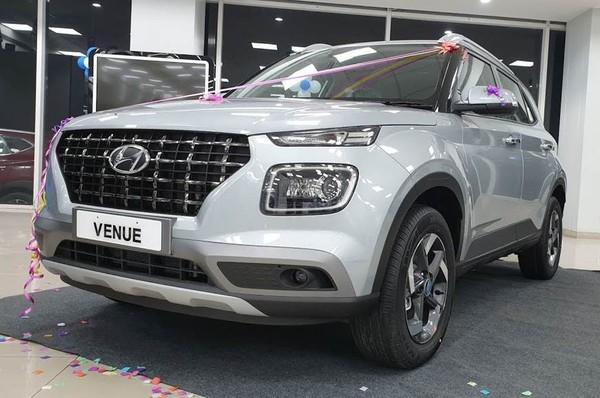 Hyundai Venue được bán ra với giá khởi điểm 217 triệu đồng.