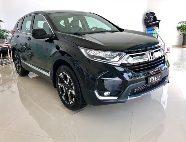 Honda CR-V cũng là mẫu xe phân khúc SUV được yêu thích tại Việt Nam.