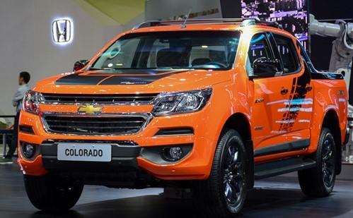 Chevrolet có doanh số thấp nhất trong phân khúc bán tải tại Việt Nam.