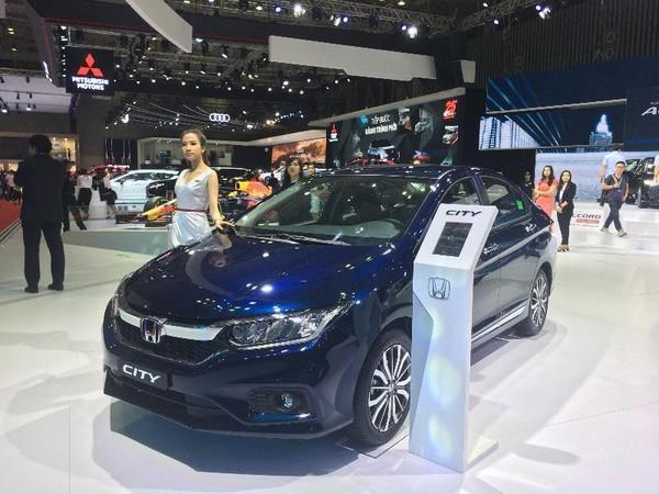 Honda City chỉ bán được 476 xe trong tháng 3-2020.