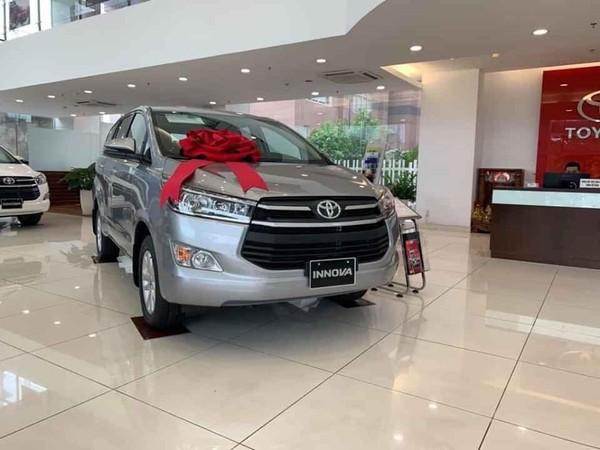 Toyota Innova đang có giá giao động từ 743-945 triệu đồng.