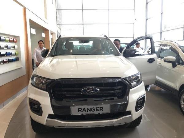Ford Ranger cũng chỉ đạt 481 chiếc đến tay khách hàng.