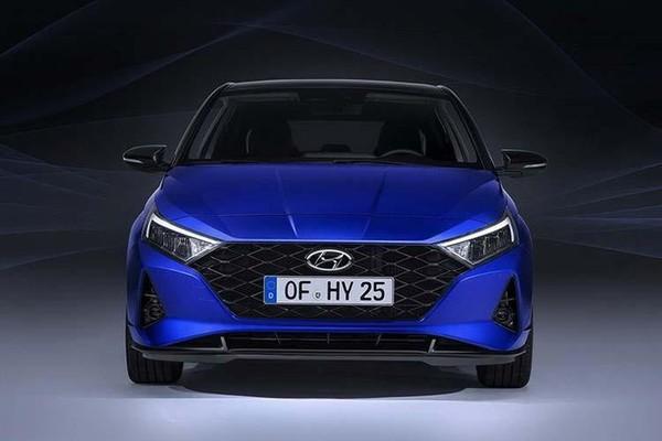 Hyundai i20 vẫn giữ được một số kết cấu của mẫu tiền nhiệm.