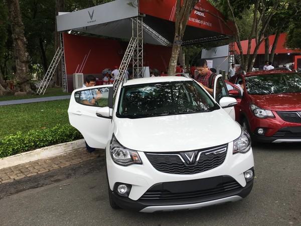 VinFast Fadil bất ngờ lọt vào tốp xe bán chạy của tháng.