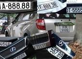Bộ Công an đề xuất đấu giá và cấp biển số xe theo yêu cầu