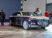 Trung Quốc ra ô tô siêu sang cạnh tranh với Rolls Royce