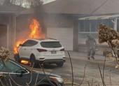 Xe Santa Fe dễ tự cháy vì lý do này
