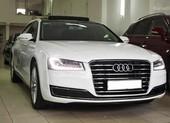 Triệu hồi Audi A8 L để khắc phục lỗi gioăng cao su