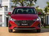 Hyundai Accent 2021 có giá từ 426,1 triệu đồng