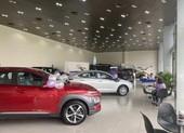 Doanh số toàn thị trường ô tô bất ngờ tăng vọt