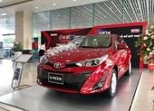 Sedan hạng B tháng 11: Toyota Vios là đối thủ đáng gườm