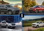 Những dòng xe hơi, xe bán tải bán chạy nhất năm 2020