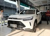 Xe Trung Quốc nhập khẩu vào Việt Nam bất ngờ tăng mạnh