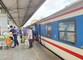 Lễ 30-4 và 1-5 có nhiều tàu hỏa đi Nha Trang, Phan Thiết