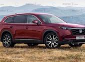 Honda CRV đời 2023 sẽ hầm hố hơn