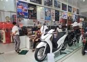 Giá xe Honda SH gần 'đạt đỉnh' 126 triệu đồng