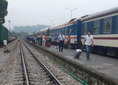 Đổi lịch trình hàng loạt đoàn tàu vì dự án cải tạo đường sắt