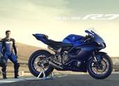 Hình ảnh Yamaha R7 bị rò rỉ trước khi ra mắt