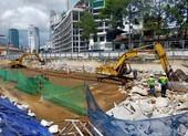 Phấn đấu hoàn trả mặt bằng ga metro Bến Thành trước ngày 31-12