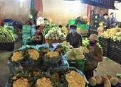 Chợ đầu mối Hóc Môn thông báo bán hàng qua điện thoại