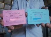 Chợ Võ Thành Trang phát 1.500 thẻ đi chợ theo ngày chẵn, lẻ
