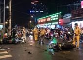 Lời khai của nữ tài xế tông hàng loạt xe máy tại Bình Thạnh
