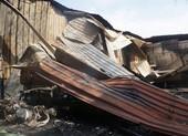 Quận 9: Cháy dãy nhà trọ lan sang kho hàng
