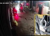 Nhà dân ở Thủ Đức bị trộm cắt cửa lấy 3 xe máy