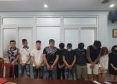 12 thanh niên 'phê' ma tuý trong căn hộ chung cư ở quận 8