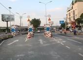 TP.HCM chính thức tháo dỡ trạm thu phí cầu Bình Triệu