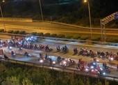 Video: CSGT Công an TP.HCM lần đầu khởi tố đua xe trái phép