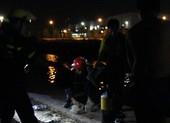 2 bé trai đi câu cá đuối nước thương tâm ở quận 9