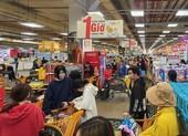 Siêu thị, cửa hàng tiện ích ở TP.HCM vẫn hoạt động bình thường