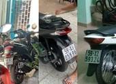 Trộm cắt khóa nhà dân ở Thủ Đức lấy 3 xe máy