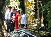 Một gia đình ở quận 7 tổ chức đám cưới trong mùa dịch