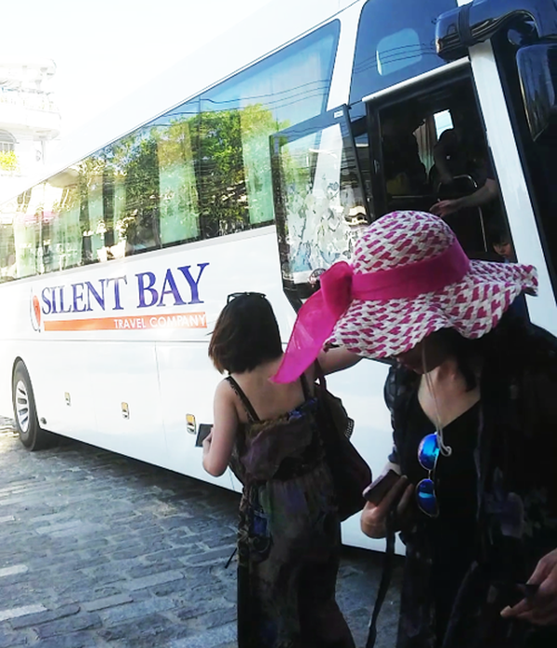 Công ty Silent Bay bị thu hồi giấy phép kinh doanh lữ hành quốc tế do có nhều sai phạm. Ảnh: TẤN LỘC