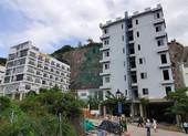 Gần một năm chưa cưỡng chế được 13 biệt thự xây sai phép
