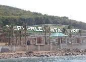 Phạt chủ đầu tư xây dựng không phép trên đảo Hòn Tằm