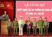 Công an tỉnh Lai Châu, Bắc Kạn có tân giám đốc
