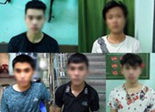 Bất chấp dịch, 5 thanh niên vẫn thuê khách sạn để 'bay lắc'