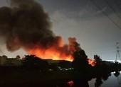 Vụ cháy trong KCN Tân Tạo: 4.000 m2 kho hàng bị thiêu rụi