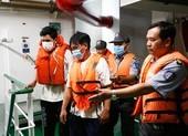 Còn nhiều ngư dân Bình Định mất tích: Niềm vui không trọn vẹn