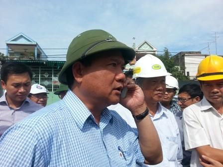 Tiết kiệm 20 tỷ đồng nhờ 2 phút điện thoại của Bộ trưởng Thăng