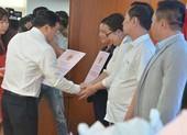 TP.HCM thông tin về ba dự án chậm cấp sổ hồng