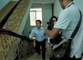 7 giờ sáng, bị cáo Nguyễn Hữu Linh đã đến tòa