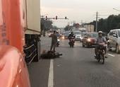 Nam học sinh lớp 9 bị xe tông chết trên đường đi học về