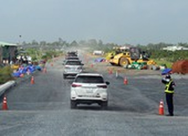 Chạy thực nghiệm thông tuyến cao tốc Trung Lương - Mỹ Thuận