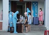 Thêm bà bầu cách ly tại Quảng Nam sinh em bé