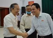 2 lãnh đạo chủ chốt TP.HCM ứng cử đại biểu Quốc hội khóa XV