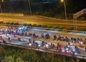 Tội phạm đua xe trái phép đang thách thức pháp luật